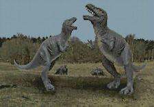 "Dinosaur Dino Counted Cross Stitch Kit 11/"" x 8.25/"" 28cm x 21cm Jurassic Free P/&P"
