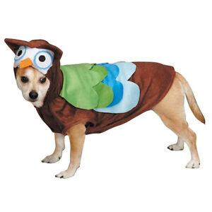 Cute Hoots Owl Dog Halloween Costume Pet costumes XS-XL Zack & Zoey costumes