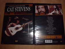 """Cat Stevens """"Wild World-A Musical Documentary"""" Pop Musik/Doku DVD! NEU+foliert!"""