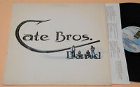 CATE BROS BAND:LP-PROG 1°ST USA 1976 TOP NEAR MINT !!