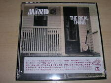 VA THE REAL THING Japan mini lp CD PHAROAH SANDERS SS