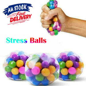 Sensory Stress Reliever Ball Toy Autism Squeeze Anxiety Fidget Stress Relief