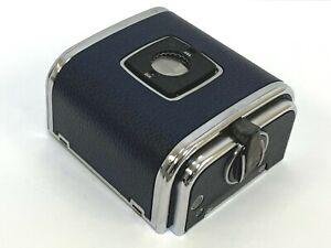 Bleu Marine [ près De Mint ] Hasselblad A12 Type II 6x6 Film Arrière Japon #661