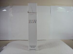 Gucci Envy Women's Body Lotion 6.8 oz NEW UNBOXED SEE DETAILS