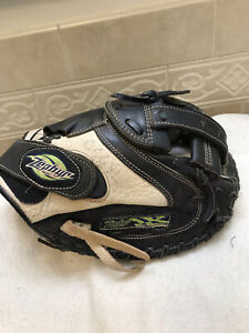 "Louisville Zephyr 31"" TPS Youth Girls Softball Catchers Mitt Right Hand Throw"