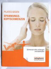 Pilates gegen Spannungskopfschmerzen inkl. Übungs-CD Ganzkörpertraining NEU
