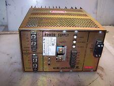 EMERSON 12 / 5 VDC OUTPUT DC POWER SUPPLY 115 VAC INPUT MODEL RT301-2