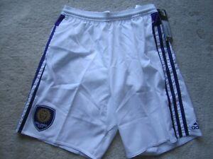 BNWT Adidas Orlando City SC Soccer Shorts Size S