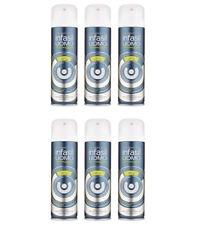 6Pz Infasil Uomo Derma 48h Dry Deodorante Spray 150 ml per il sudore in eccesso
