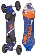 "ATB Raid Assassin All Terrain Mountainboard Landboarding Kiteboarding + 8"" Tires"