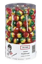 (7,05€/kg) Küfa Frucht-Kugel Lolly 100 Stück