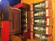 NOS Champion Spark Plug K-7, 10 plugs. FREE SHIPPING