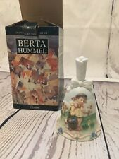 Goebel-1996-Spring Blossoms Bh1002-Art of Berta Hummel Bisque Bell
