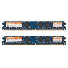 For Intel Desktop Kingstek 4GB (2x 2GB) PC2-6400 DDR2-800MHz PC Memory DIMM Ram