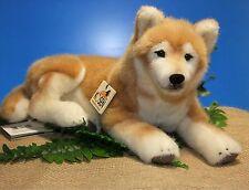 Kösener 6230 - Hund Shiba Inu Hachiko 33 cm Kuscheltier Stofftier Plüschtier