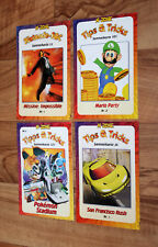 Old Collectible Card Mario Party Mission Impossible San Francisco Rush PS1 N64