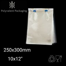 Snappy Heat Seal Bags, Seal With Jaw Sealer, Non-Perforated Bakery Bread deli
