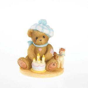 Cherished Teddies Through The Years 'Happy Fourth Birthneighh!' Age 4 4020575