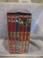 Little Rascals Collection (Cabin Fever) 12 Volume 6 DVD box set rare mint shape