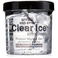 [AMPRO] PRO STYL CLEAR ICE PROTEIN STYLING GEL ULTRA HOLD 6OZ