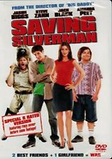 Saving Silverman (Special R Rated Version) - Each Dvd $2 Buy At Least 4