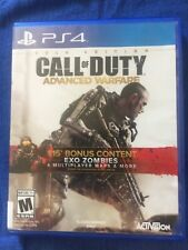 Call of Duty: Advanced Warfare Gold Edition PS4 (Sony PlayStation 4, 2015)
