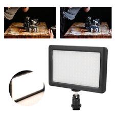 160LED Mini Studio Video fotografía Panel de Luz LED Lámpara para Canon Cámara Wn