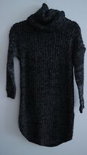 COTTON ON Oversized Long Sleeve Knit Jumper Sweater Dress Size XS