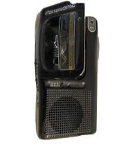 Panasonic Rn-404 Handheld Cassette Voice Recorder