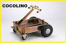 KART Kartwagen Gold Transportwagen Montagewagen karting trolley chariot