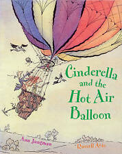 Jungman, Ann, Cinderella and the Hot Air Balloon, Very Good Book