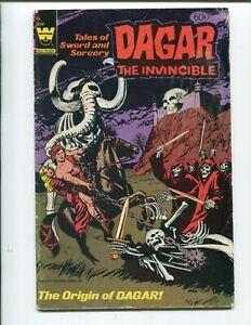 Dagar the Invincible #19 - Early Bronze Age Whitman