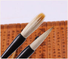 2pc Chinese Calligraphy/Student calligraphy Writing brush f learn regular script