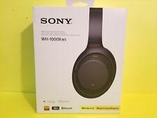 New ListingOriginal Sony Headset Noise Cancelling Wh-1000X M3 Wireless Black