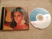 LOLA FLORES LA INIMITABLE CD PERFIL 1991 PENA PENITA PENA LOLA DE ESPAÑA EXITOS