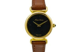 Vintage Maurice Lacroix 71600 Gold Plated Manual Wind Ladies Watch 2006