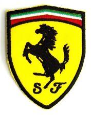 Toppa Patch Ferrari cm 6 x 8