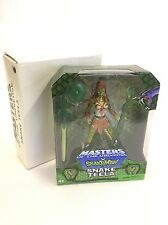 MOTU, SNAKE TEELA SNAKEMEN , HE-MAN 200x, EXCLUSIVE MOC MISB SEALED FIGURE