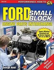 Ford Small-Block Engine Parts Interchange by George Reid (Paperback, 2015)