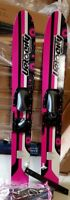 water skis kids combos pink doubles velocity CSS 48 inch+cross bar