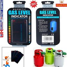 Butane Propane Magnetic Gas Bottle Level Indicator Home Gauge - Calor LPG Fuel