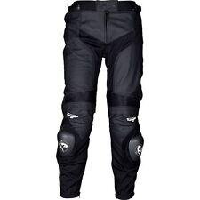 Pantaloni uomo in pelle per motociclista Taglia 48