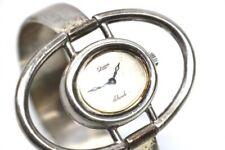Vintage Quinn & Scheurle Design Damen Spangenuhr 0,925 Silber 70er Jahre