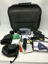 Kodak Dc240 Zoom Digital Camera w/Accessories Lenses, case, cables, filter