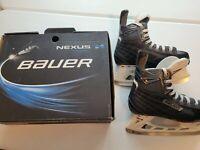 Bauer Nexus 5000 Ice Hockey Skates Size 5 D Shoe 6 with box