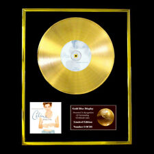 More details for celine dion falling into you cd gold disc vinyl record