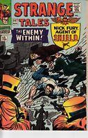 Strange Tales #147 - 1st Kaluu - Nick Fury Dr Strange - Aug 1966 - VFN- Kirby