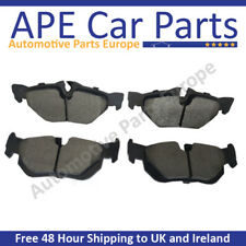 BMW 1 Series E81, E87, E82, E88, X1 E84 Rear Brake Pads