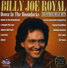 Billy Joe Royal - Down in the Boondocks [New CD]