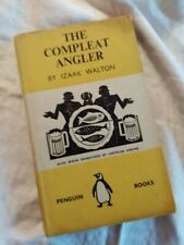 the complear angler by izaak walton 1939 penguin first